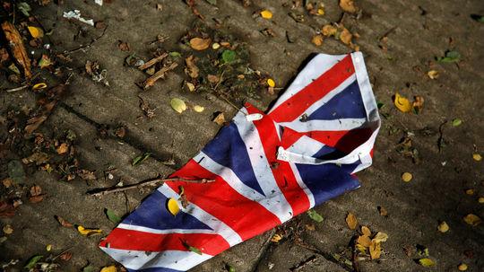 brexit, veľká británia, vlajka,
