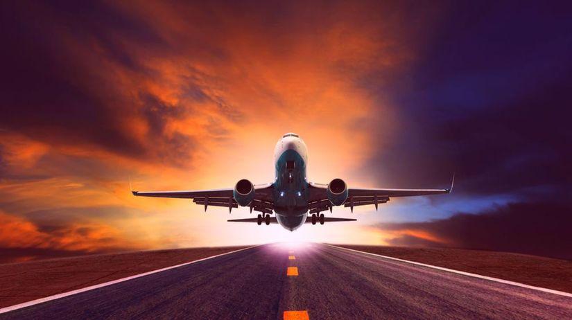 lietadlo, lietanie, cestovanie, runway,...