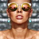 opaľovanie, leto, slnečné okuliare, dovolenka, palmy, exotika, žena, cestovanie