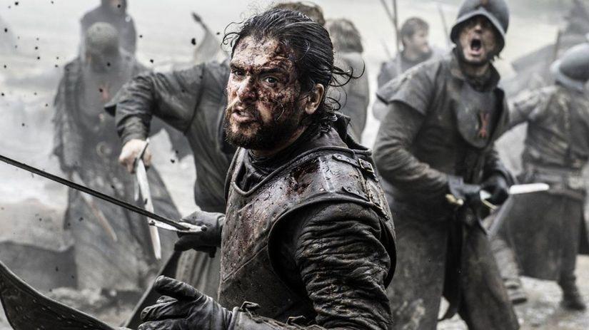 Jon Sneh Hry o tróny