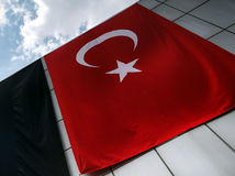 Turecko, turecká vlajka, zástava