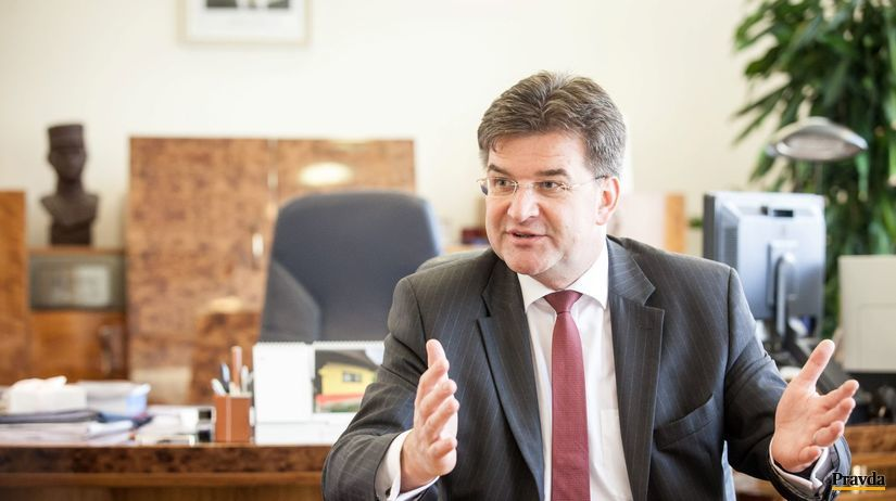 miroslav lajčák, minister zahraničných vecí,...