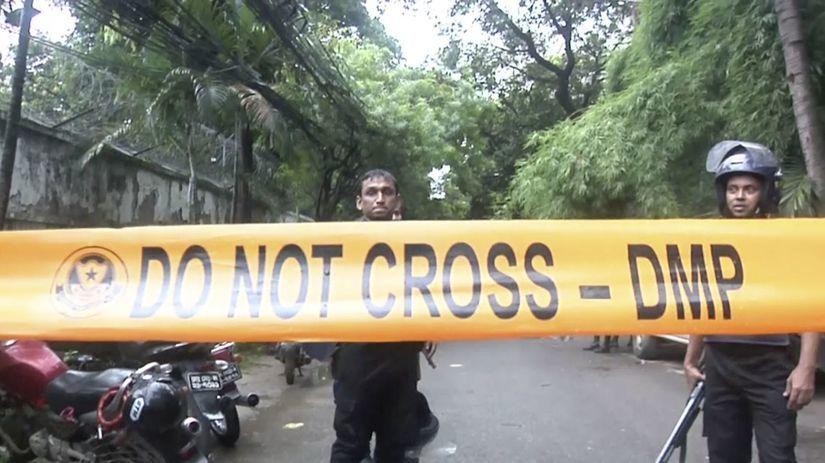 bangladéš, útok
