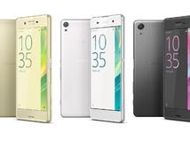 Sony Xperia X, smartfón