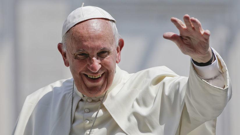 pápež František,