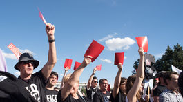 protest, bratislava, Kaliňák,