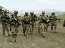 vojaci, USA, NATO, armáda