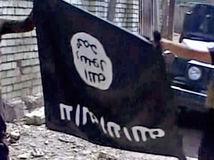 Islamský štát, IS, vlajka