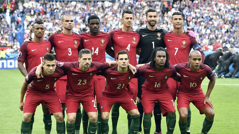 ME 2016, Francúzsko, Portugalsko, finále