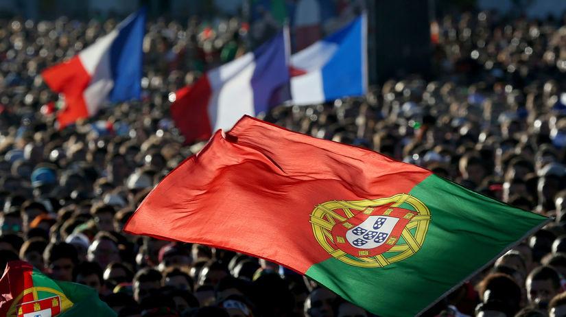 ME 2016, Portugalsko, Francúzsko, finále