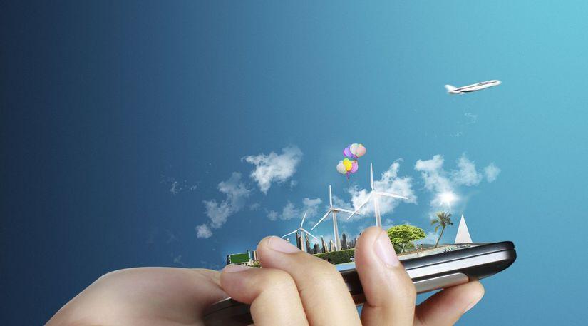 mobil, smartfón, telefón, poistenie, internet,...