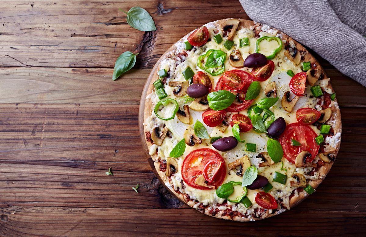 pizza, talianska kuchyňa