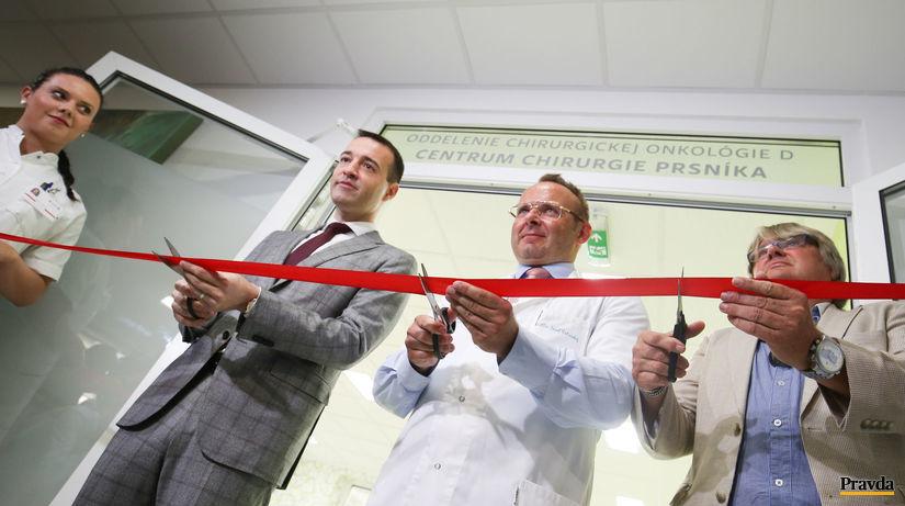 centrum chirurgie prsnika NOU, Drucker,...