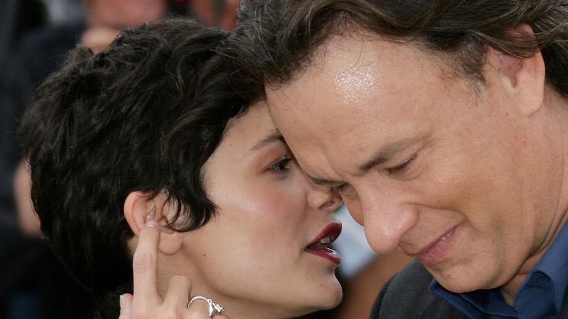 Audrey Tautou Tom Hanks