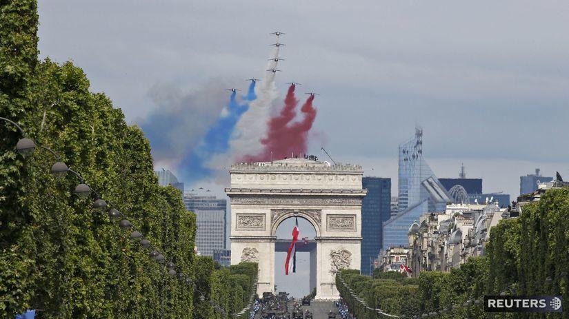 Francúzsko, Deň Bastily