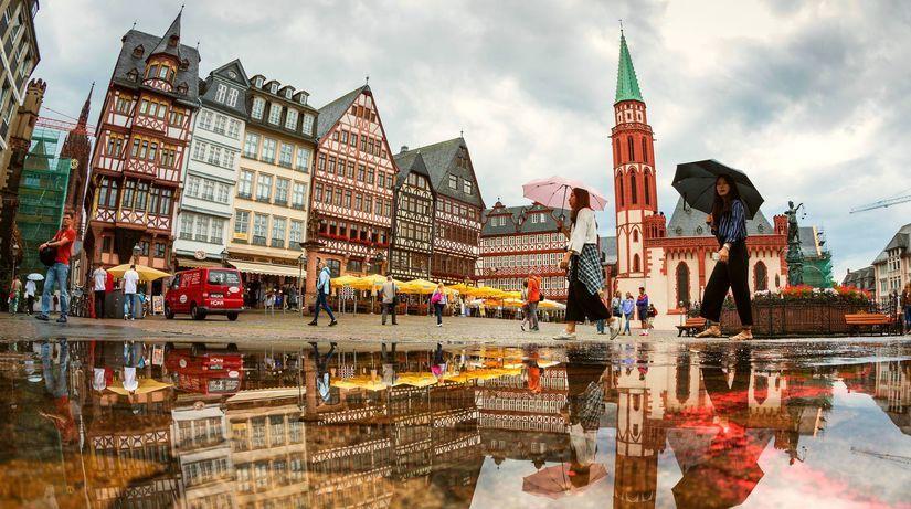 c4b9ba95189 Najnovšie staré mesto na svete má Frankfurt. Postavili ho za 7 rokov ...