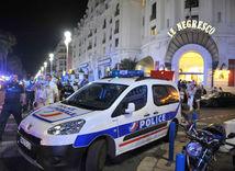 Francúzsko, Nice, polícia