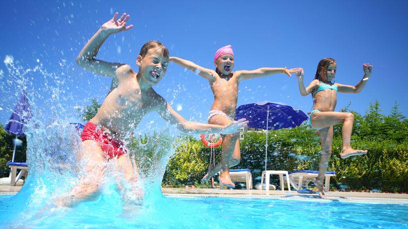 Detská duša túži po zábave, radosti a aktivite....