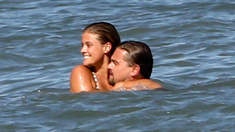 Nina Agdal a Leonardo DiCaprio