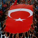 Turecko, pokus  o prevrat
