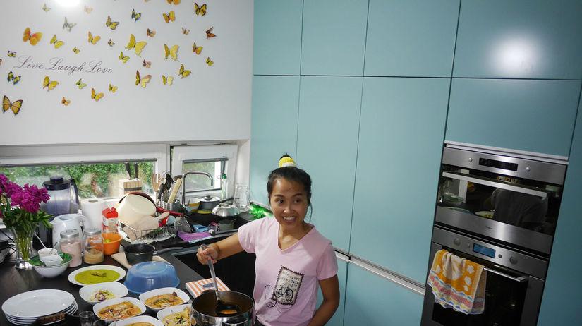 thajka, kuchyňa, varenie,