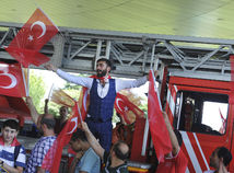 turecko, prevrat, letisko, ataturk