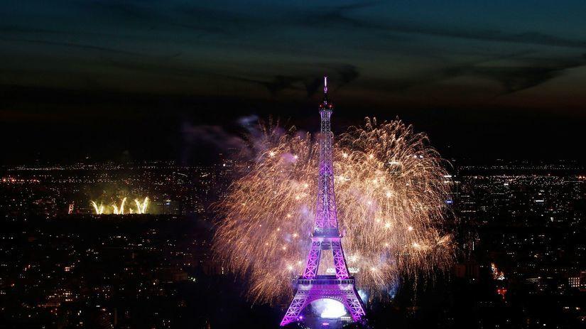 paríž, oslava, pád bastily
