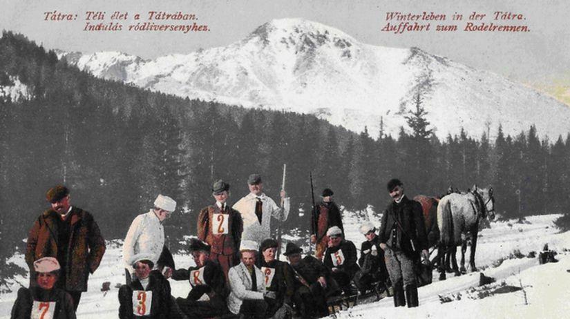 vysoké tatry, slovensko, história
