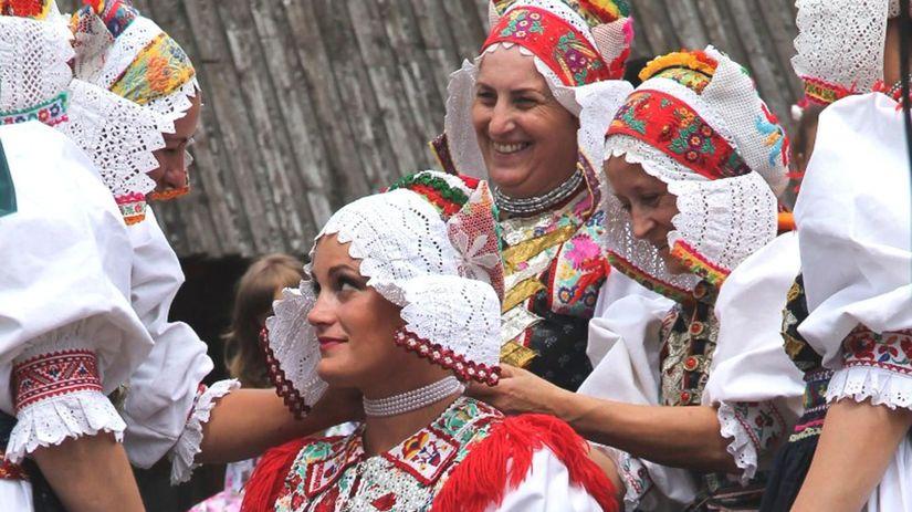 Liptov, svadba, folklór, kroje, čepčenie, zvyky...