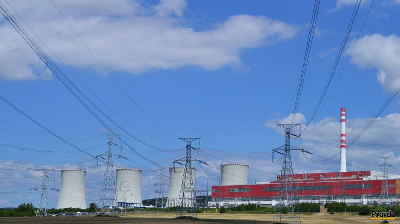 Mochovce, jadrová elektráreň, atómová...
