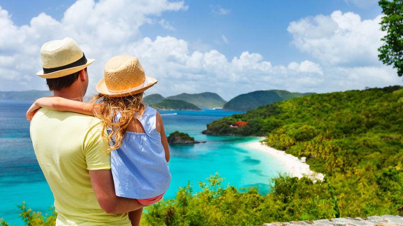 dovolenka, more, pláž, oceán, zájazd