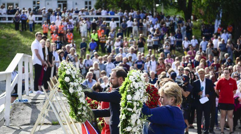 nórsko, breivik