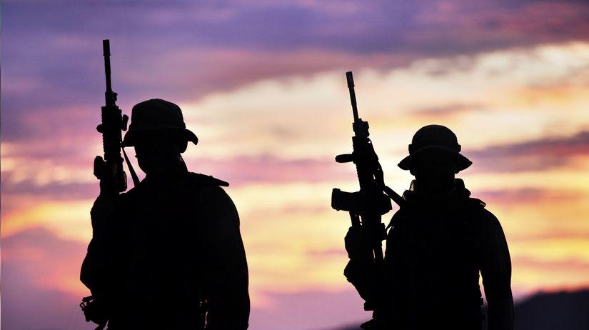 terorizmus, terorista, zbraň, vojsko, armáda,...