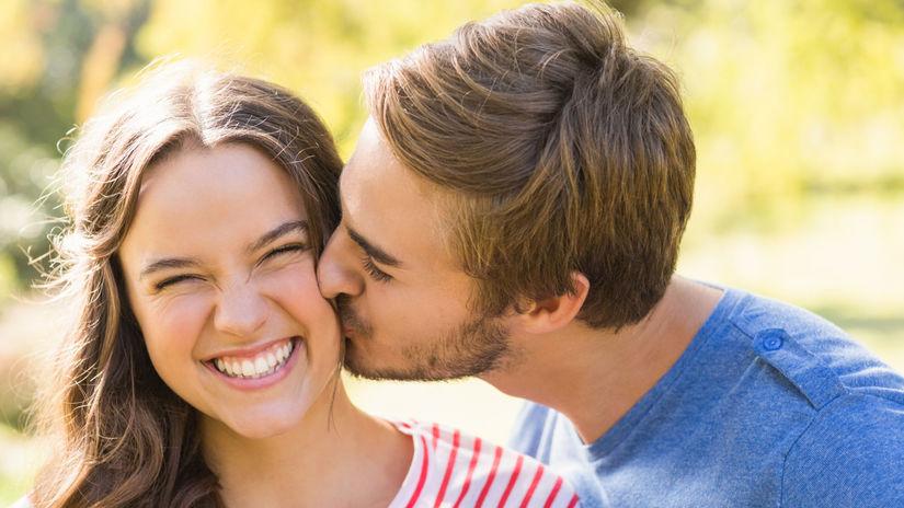 bozk, láska, milenci, vzťah, romantika