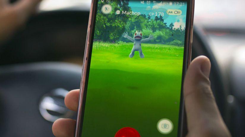 Pokemon Go, mobil, mobilná hra,