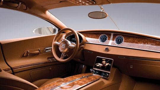 Bugatti Galibier: Luxusná limuzína je opäť v hre