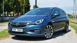 Opel Astra ST 1,6 CDTi BiTurbo