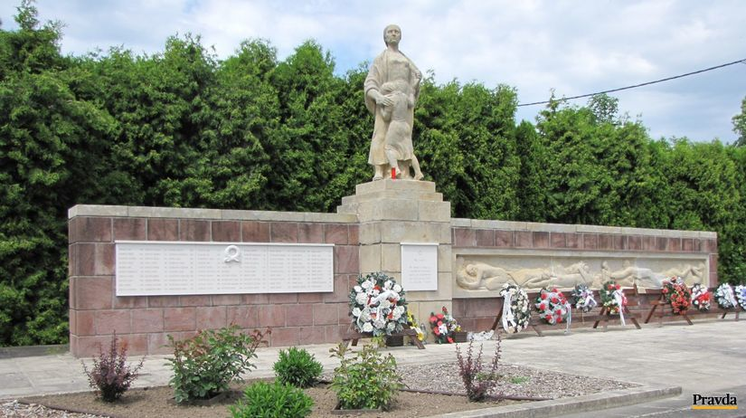 pamätník, Kľak