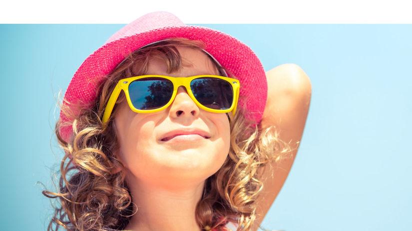 dieťa, klobúk, slnko, okualire, leto,...