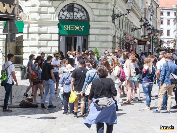 pocasie, turista, sprievodca, bratislava