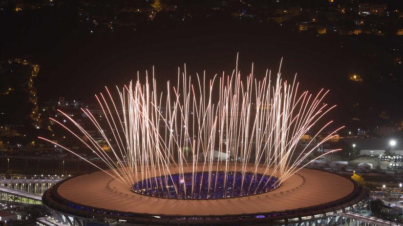Rio 2016, slávnostný ceremoniál