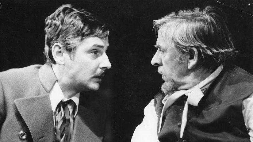 Tartuffe (1979), Juraj Slezáček (Valér), Jozef...