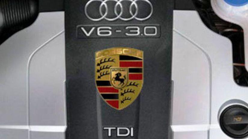 Audi - motor V6 3,0 TDI