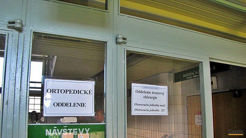 nemocnica, Fakultná nemocnica v Trenčíne,...