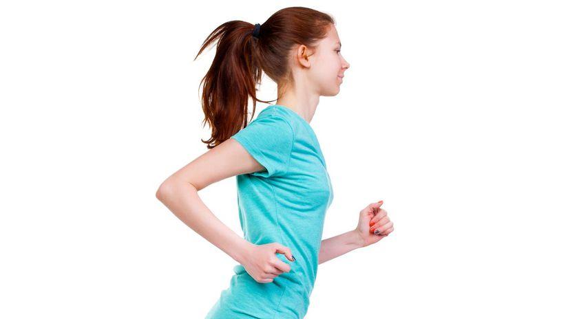 šport, beh, zdravie, pohyb, cvičenie