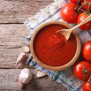 zeleninová omáčka, čatní, paradajky
