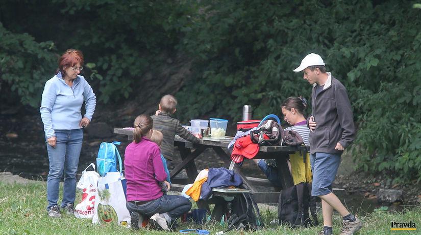 pocasie, Bratislava, piknik, príroda