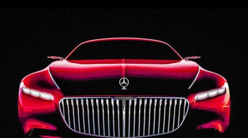 Mercedes-Maybach - Vision Maybach 6 Coupé