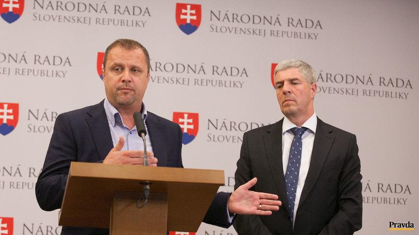 Andrej Hrnčiar,  Béla Bugár