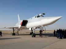 Tu-22M3, ruský bombardér